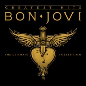 Greatest Hits - The Ultimate Collection - Bon Jovi Cover Art