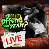 iTunes Live: London Festival '08 - EP cover art