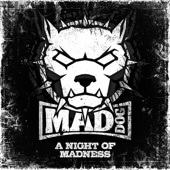 A night of madness (Traxtorm CD078) cover art