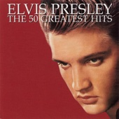 Elvis Presley - The 50 Greatest Hits portada