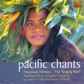 David Fanshawe - Pacific Chants Grafik