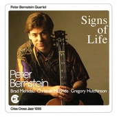 Peter Bernstein Quartet, Brad Mehldau, Christian McBride & Greg Hutchinson - Signs of Life  artwork