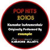 Shot Yourself in the Foot Again (Originally Performed By Skream & Example) [Karaoke Audio Instrumental]