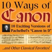 Pachelbel Canon In D - Solo Piano (Cannon, Kanon)