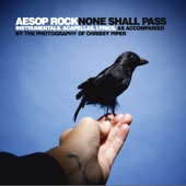 None Shall Pass - Instrumentals And Accapellas cover art