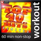 Top 40 Hits Remixed (60 Min Non-Stop Workout Mix)