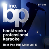 Best Pop Hits Male Vol. 5 (Karaoke)