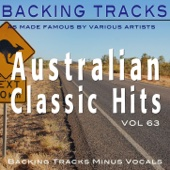 Australian Classic Hits Vol 63 (Backing Tracks Minus Vocals)