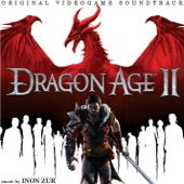 Dragon Age 2 (Original Videogame Soundtrack) cover art