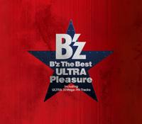 "B'z - B'z The Best ""ULTRA Pleasure"" artwork"
