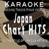 Japan Chart Hits Backing Tracks Vol 197 (Backing Tracks)