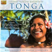David Fanshawe - Chants from the Kingdom of Tonga - Recordings by David Fanshawe Grafik