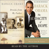 Dreams from My Father & the Audacity of Hope (Abridged  Nonfiction) - Barack Obama