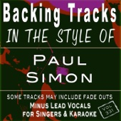 Backing Tracks in the style of Paul Simon (Backing Tracks)