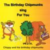 Happy Birthday - Birthday Chipmunks