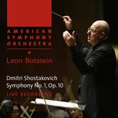 Symphony No. 1 in F Minor, Op. 10 : II. Allegro (Live) - American Symphony Orchestra & Leon Botstein