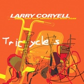 Larry Coryell - Tricycles  arte