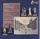 Weber, Danzi, Stamitz: Works for Cello and Orchestra
