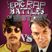 John Lennon vs Bill O'reilly (feat. Nice Peter & Epiclloyd) - Epic Rap Battles of History