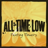 Painting Flowers - Single cover art