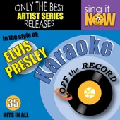 Are You Lonesome Tonight (In the style of Elvis Presley) [Karaoke Version] - Off the Record Karaoke