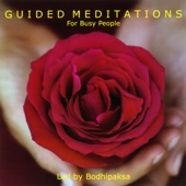 Guided Meditations for Busy People (Unabridged) - Bodhipaksa Cover Art
