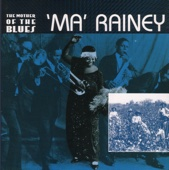 Ma Rainey - Cell Bound Blues artwork
