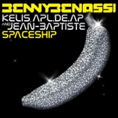 Spaceship (feat. Kelis, Apl.de.ap & Jean-Baptiste) [Radio Edit] - Single cover art