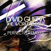 The World Is Mine (Perfecto Remixes) - EP cover art
