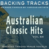 Australian Classic Hits Vol 64 (Backing Tracks Minus Vocals)