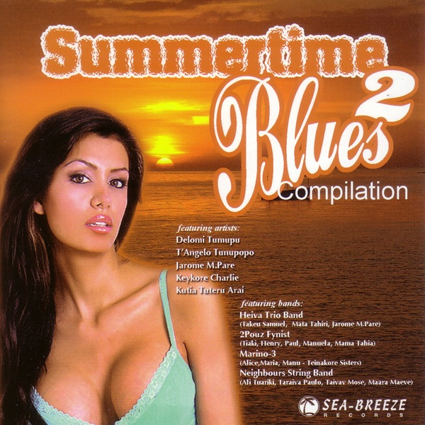 Summertime Blues Vol2 Various Artists CD cover