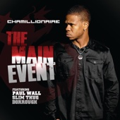 The Main Event (feat. Paul Wall, Slim Thug & Dorrough) - Single cover art