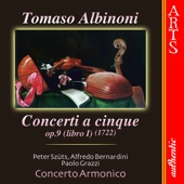 Concerto No. 3 With Two Oboes: I. Allegro (Albinoni)