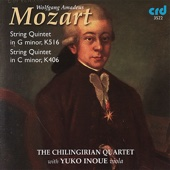 Mozart: String Quintet In G Minor, String Quintet In C Minor