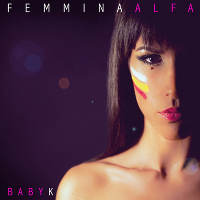 Baby K Femmina Alfa - EP Album Cover