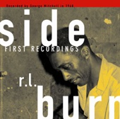 R.L. Burnside - First Recordings (Side)  artwork