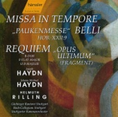 Haydn, J.: Missa In Tempore Belli - Haydn, M.: Requiem In B Flat Major (Excerpts)