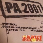 Pa 2001 - EP