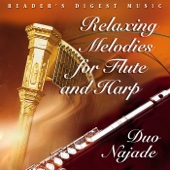 Duo Najade - Relaxing Melodies for Flute and Harp artwork
