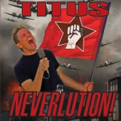 Cover to Christopher Titus's Neverlution