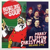 Merry Flippin' Christmas, Vol. 1 and 2 cover art