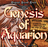 Genesis of Aquarion Original Soundtrack