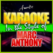 Karaoke - Marc Anthony