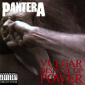 Pantera - Vulgar Display of Power  artwork