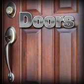 Huge Motorized Vault Door Unlatch, Open and Close