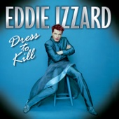 Cover to Eddie Izzard's Dress to Kill