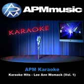Listen to I Hope You Dance (Karaoke Version) music video