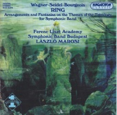 Ring - Arrangements and Fantasias on the Themes of the Tetralogy, for Symphonic Band