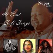Various Artists - 40 Best Sufi Songs artwork