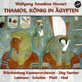 Mozart: Thamos, Konig in Agypten (VOX Reissue)